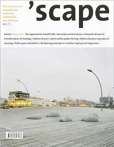 9783034607186: scape (Scape: The International Magazine of Landscape Architecture & Urbanism)