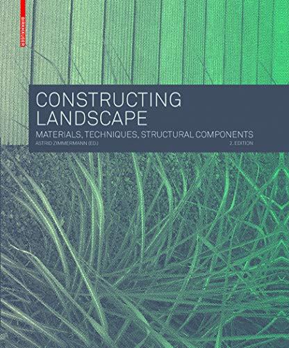9783034607209: Constructing Landscape