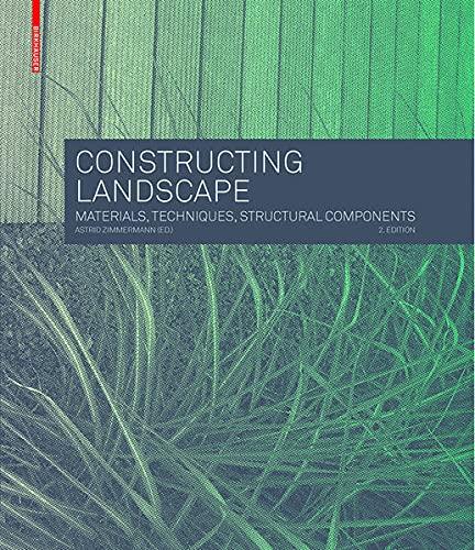 9783034607360: Constructing Landscape