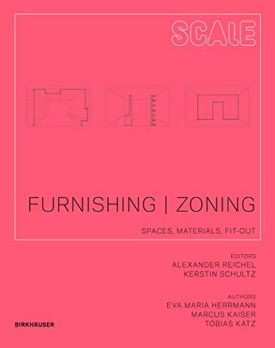 9783034607421: Furnishing Zoning (Scale)