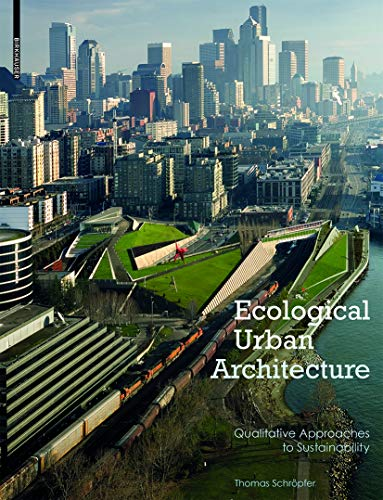 9783034608008: Ecological Urban Architecture