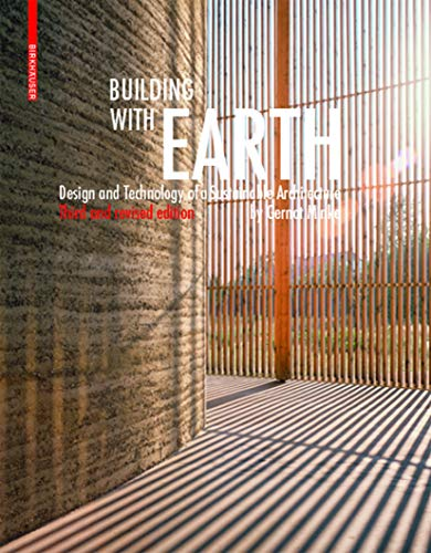 9783034608220: Building with Earth: Design and Technology of a Sustainable Architecture