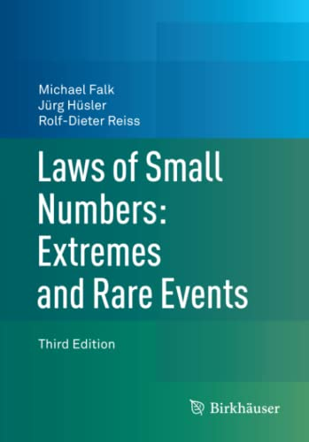 9783034800082: Laws of Small Numbers: Extremes and Rare Events
