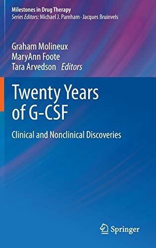 Twenty Years of G-CSF: Graham Molineux
