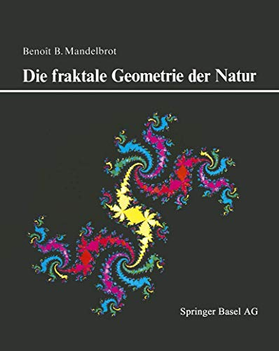 9783034850285: Die Fraktale Geometrie Der Natur