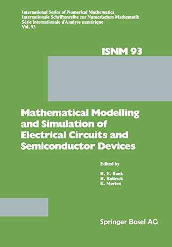 9783034857000: Mathematical Modelling and Simulation of Electrical ...