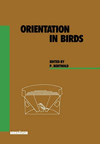 9783034872102: Orientation in Birds (Experientia Supplementum)