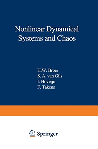 9783034875202: Nonlinear Dynamical Systems and Chaos (Progress in Nonlinear Differential Equations and Their Applications)