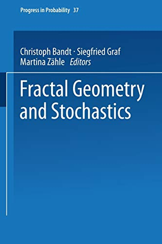 9783034877572: Fractal Geometry and Stochastics (Progress in Probability)