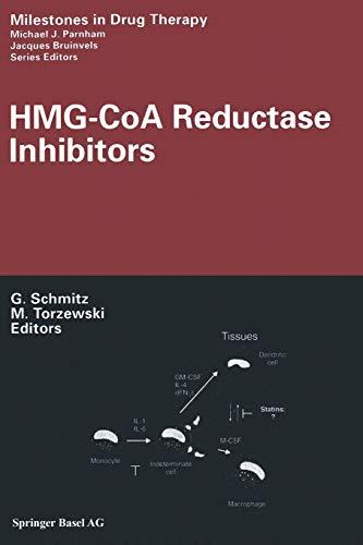 9783034894517: HMG-CoA Reductase Inhibitors (Milestones in Drug Therapy)