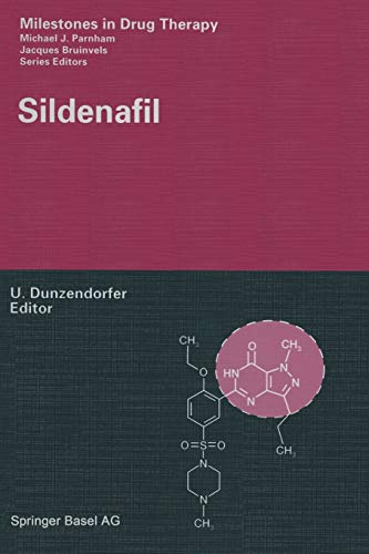 9783034896313: Sildenafil (Milestones in Drug Therapy)