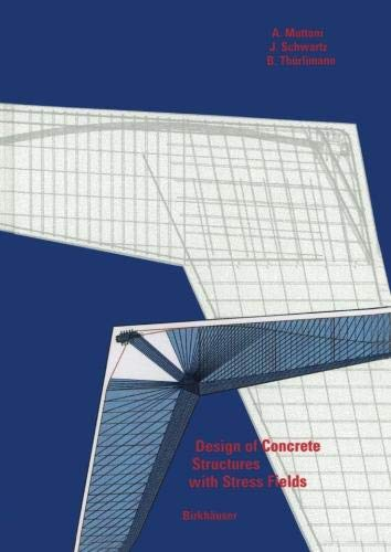 9783034898850: Design of Concrete Structures with Stress Fields