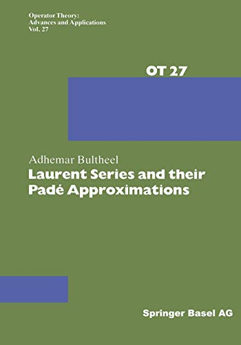 Padé Approximants for Operators: Theory and Applications
