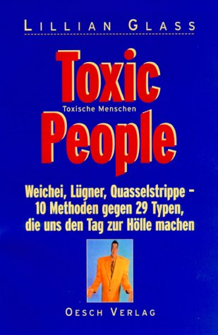 9783035000221: Toxic People. Toxische Menschen.