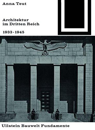 9783035602012: Architektur Im Dritten Reich 1933-1945 (Bauwelt Fundamente)
