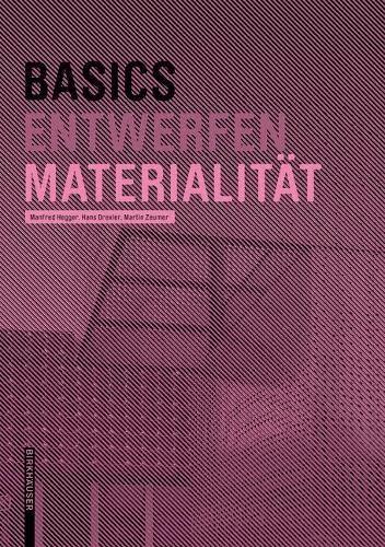 Basics Materialitat: Manfred Hegger, Hans