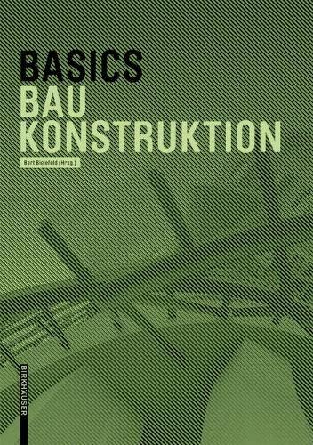 9783035603712: Basics Baukonstruktion (German Edition)