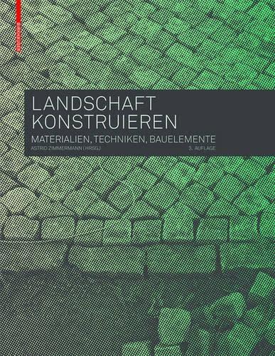 9783035604641: Landschaft konstruieren (German Edition)