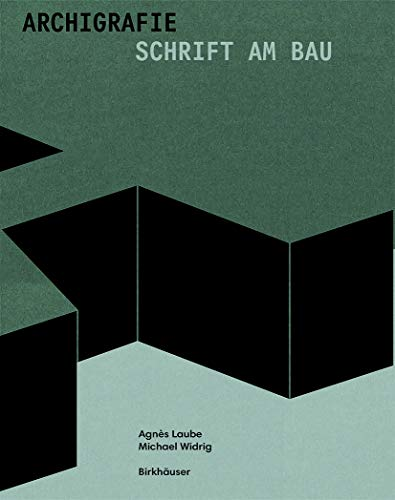 9783035605679: Archigrafie: Schrift am Bau