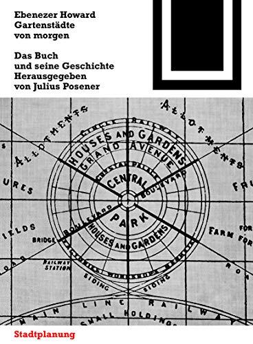 9783035606560: Gartenst�dte von morgen: Ein Buch und seine Geschichte