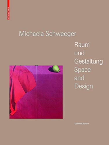 9783035606607: Michaela Schweeger - Kunst, Gestaltung und die Sinne / Art, Design and the Senses