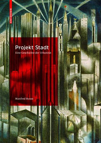 9783035608359: Projekt Stadt (German Edition)