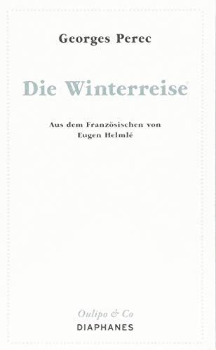 9783035801255: Die Winterreise