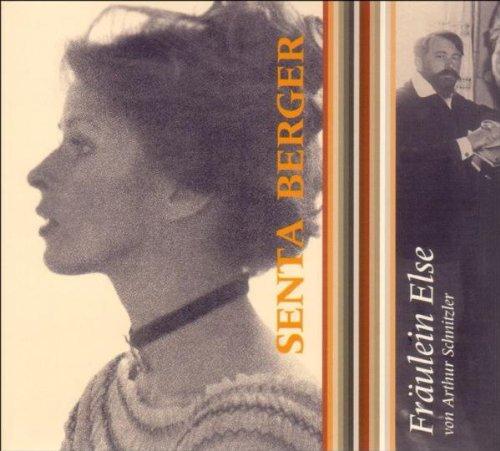 Fräulein Else. 2 CDs. - Schnitzler, Arthur, Berger, Senta