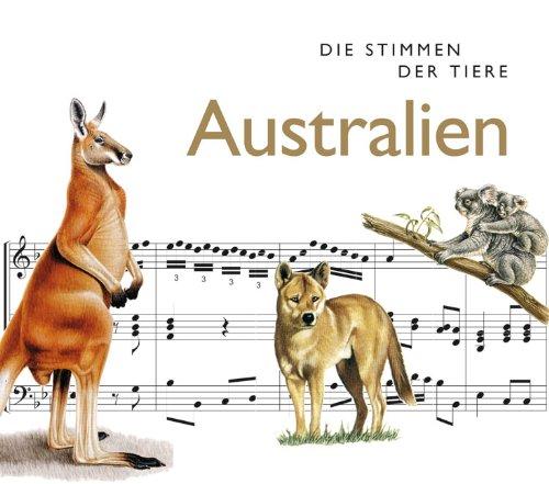 9783036911878: Die Stimmen der Tiere - Australien (_AV)