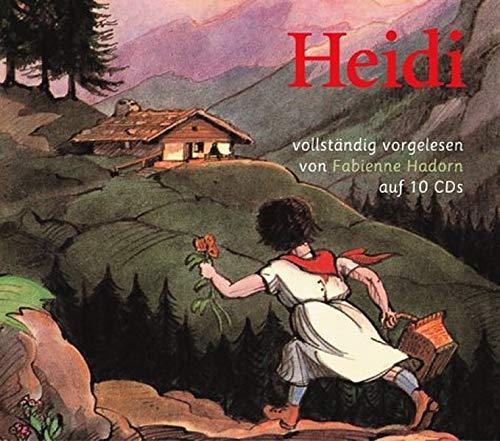 9783036913247: Heidi. 10 CDs: Heidis Lehr- und Wanderjahre. Heidi kann brauchen, was es gelernt hat
