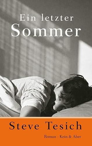 9783036951379: Ein letzter Sommer