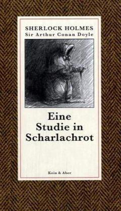 Eine Studie in Scharlachrot: Doyle, Arthur Conan