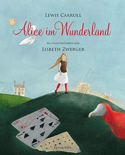 Alice im Wunderland Gebundene Ausgabe von Lewis: Lewis Carroll (Autor),