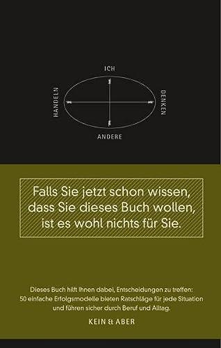 9783036955292: 50 Erfolgsmodelle. Kleines Handbuch f�r strategische Entscheidungen