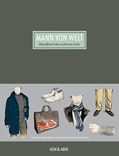 9783036955940: Mann von Welt: Handbuch des sicheren Stils