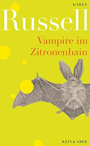 9783036956749: Vampire im Zitronenhain