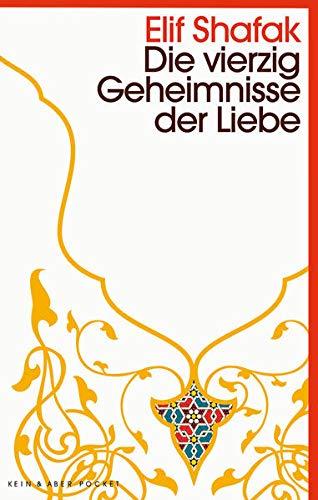 9783036959122: Die vierzig Geheimnisse der Liebe: Kein & Aber Pocket