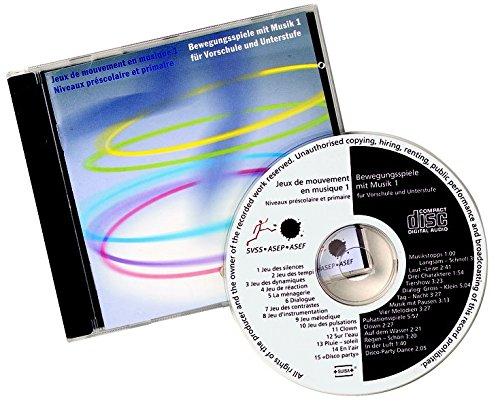 9783037000199: Bewegungsspiele mit Musik: Für Vorschule und Unterstufe [Audiobook] by Schwei...
