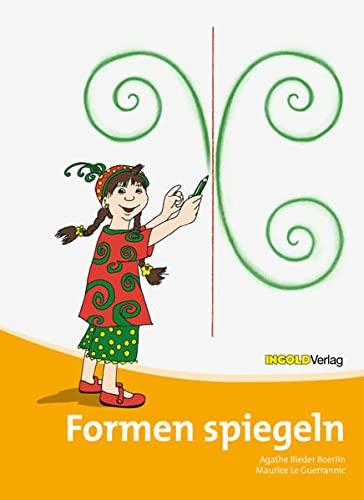 9783037001721: Formen spiegeln: Formenzeichnen 3 by Bieder Boerlin, Agathe; LeGuerrannic, Ma...