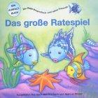 9783037030608: Der Regenbogenfisch und seine Freunde: Das große Ratespiel