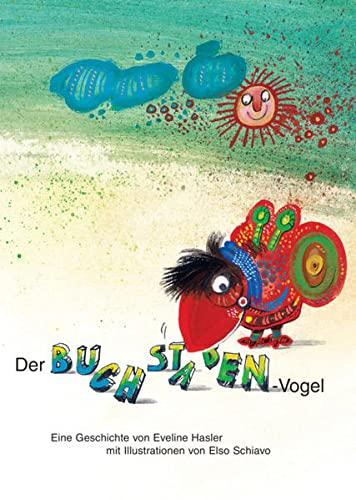 9783037130780: Der Buchstaben-Vogel