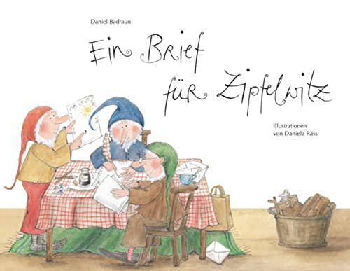 Brief Für Zipfelwitz : Ein brief für zipfelwitz bilderbuch mit