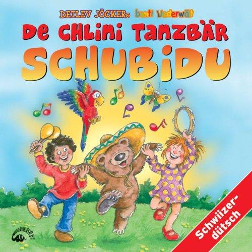 9783037183731: De chli Tanzbär Schubidu: Mundart /Schweizerdeutsch [Audiobook] by Jöcker, De...
