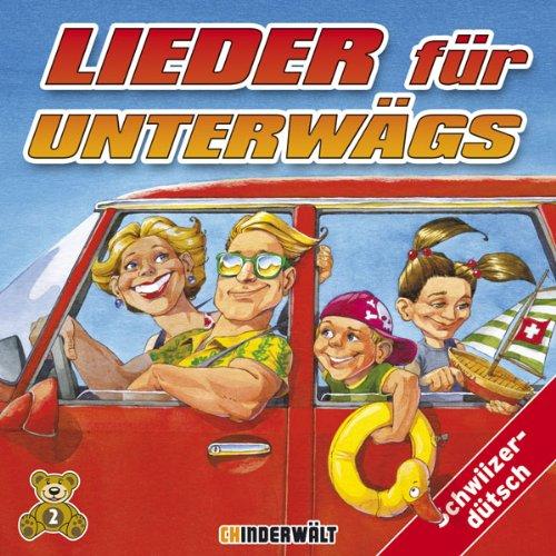 9783037184523: Lieder für Unterwägs: Mundart /Schweizerdeutsch [Audiobook] by
