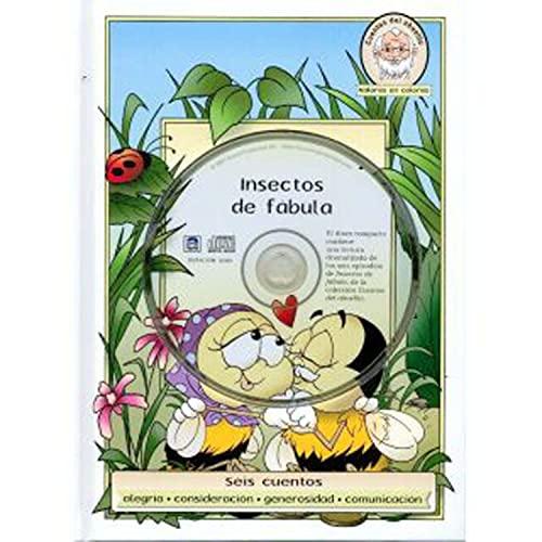 CD de INSECTOS DE FABULA CD de: Katiuscia Giusti