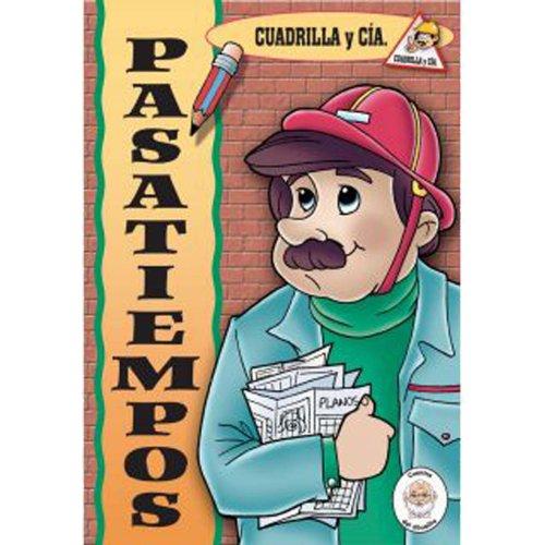 9783037302224: Coloring Pages-Puzzles-Creatividad para Niños-Juegos de Puzzle-Juego de palabras Libro-Laberinto-Dibujo-Colorista Libros-Maze Juegos-Creativo-Juego de ... Abuelito: Cuadrilla y CIA) (Spanish Edition)