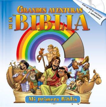 9783037305065: Mi Primera Biblia - Grandes Aventuras De La Biblia [Tapa Dura Alcochada]