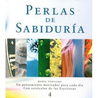 9783037305331: CALENDARIO PERLAS DE SABIDURIA N§ 4 CON VERSICULOS