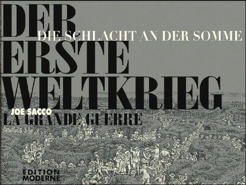 9783037311226: Der Erste Weltkrieg: Die Schlacht an der Somme