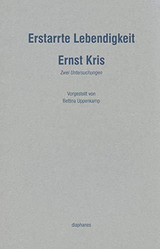 Erstarrte Lebendigkeit (3037341327) by Ernst Kris